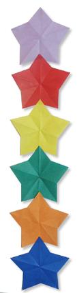 Origami de Estrela