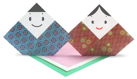 Bonecos japoneses